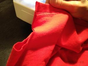 T-Shirt bags Step 4